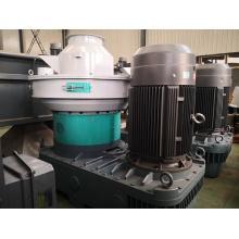 high-level automation control wood pellet machine