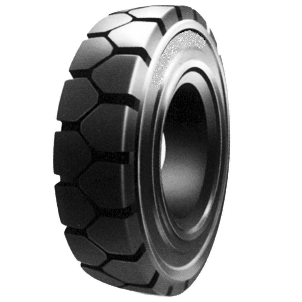pneumatic solid forklift tires 6.5-10-10 pr