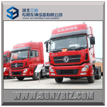 Dongfeng 420 HP Traktor Anhänger 6X4 Traktor Head Truck