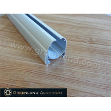 Roman Blind Head Track Made of Aluminium Profile