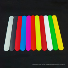 215X25MM silicone patting ring wrist band LOGO can be printed silicone bracelet