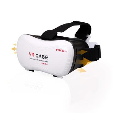 Visual Gaming Headset gry 3D