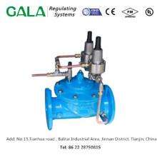 Profissional de alta qualidade de metal quente vendas GALA 1355 Surge antecipando válvula de gás