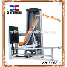 2014 nuevo diseño sentado Pierna Horizontal Prensa Fitness Equipment / flamante equipo de gimnasio comercial interior hecho en China para la venta