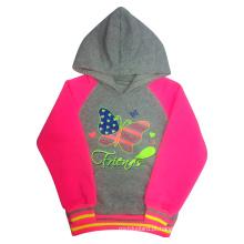 Misturar a cor caçoa a camisola da menina no roupa das crianças (WGS001)