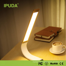 2017 new designs OEM battery operated led table lights with bed reading lamp