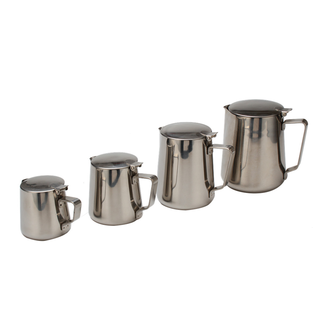 Mirror Polishing Milk Frother Pitcher