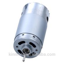Moteur de machine à coudre 12 V CC à échantillon gratuit avec suppression CEM