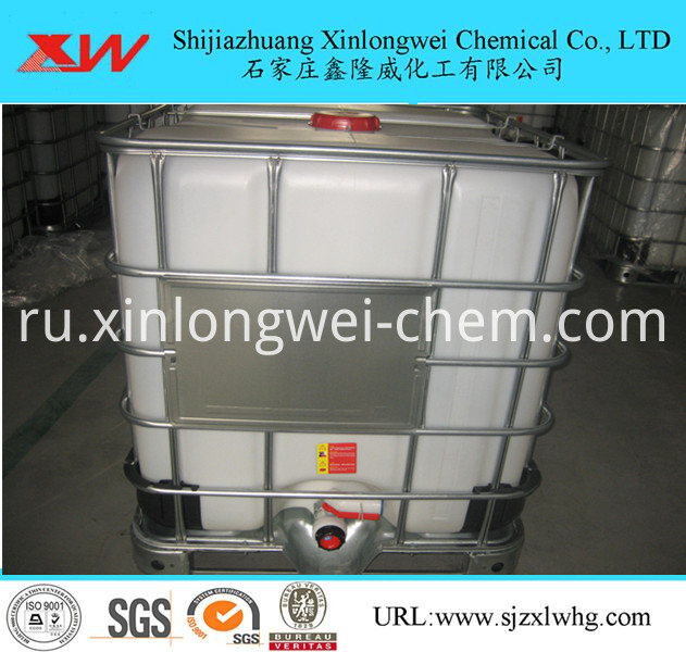 Sulfuric Acid-IBC drum