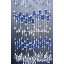 Cortina de la puerta del grano de cristal, cortina de los granos de cristal, granos del precio de la fábrica directamente