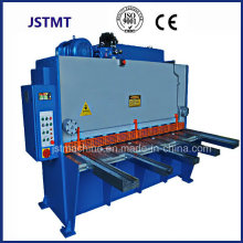 Máquina de guilhotina hidráulica (RAS156, capacidade: 6X1500mm)