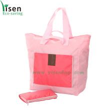 Dobrar a sacola de compras, sacolas promocionais (YSSB00-053)