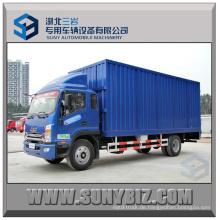 JAC 4X2 180HP 6.2m Kasten Van Ladung LKW