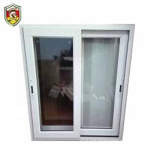 foshan supplier 6mm single tinted glass aluminum sliding window windows for ghana