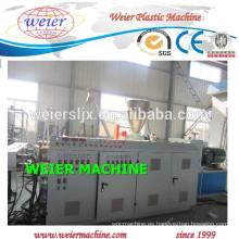 Línea de fabricación de /extrusion de producción PVC plancha imitación mármol con CE