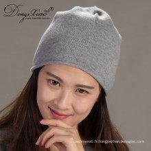 Multicolore Tricoté Chapeaux Haute Qualité Personnalisé Votre Propre Logo En Gros Cachemire Slouchy Bébé Beanie Chapeaux