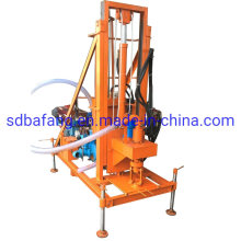 Hydraulic Diesel Small Portable Water Well Drilling Rig for Sale