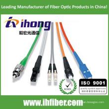 SC LC FC ST Faser optische Patchkabel