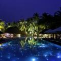 Светодиодные напольные светильники для бассейна Star