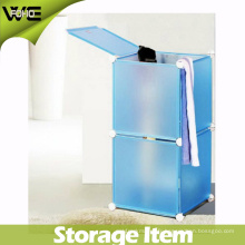 Cube de stockage de bricolage, stockage de cube de mur (FH-AL009-1)