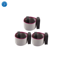 Custom 16 Pin 1.27mm Pitch Flat Ribbon Cable with Low Price