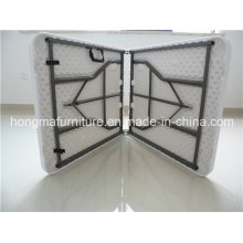 6FT Folding Outdoor Furniture Plastic Table for Wedding Use at Factory Price