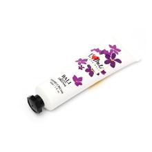 Récipients de cosmétiques de luxe main emballage de tubes de fond de crème pour maquillage