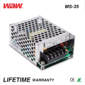 Ms-35 SMPS 35W 24V 1.5A Ad/DC LED Driver