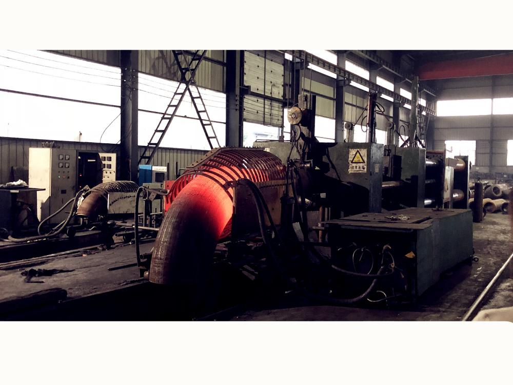 Carbon Steel Good Elbow Machine