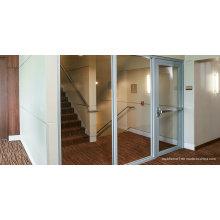 Доступные цены Высококачественные противопожарные стеклянные противопожарные двери