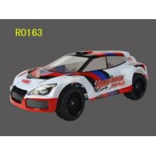 1/16 Skala 4WD gebürstet elektrische Rc Rallye-Auto, einzigartige Design der RC-Fahrzeug