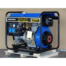 5kw Diesel Generator Set KDE6500E KAIAO