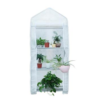 Struktur Keluli Tahan Karat Mini Garden Greenhouse For Plants