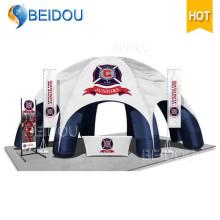 Надувная реклама Палатка Цена Надувной купол События Shell Spider Tent