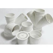 La Chine fabrication de raccords de tuyauterie en plastique PVC