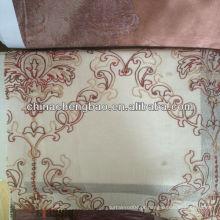 Cortina de voile, cortina de voile de dupla camada, cortinas de voile padronizadas