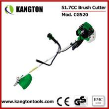 Shoulder Brush Cutter 51.7cc Gasoline Grass Trimmer