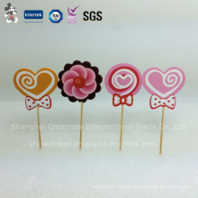 Lovely Lollipop Shape Cake Decorating Supplies for Birthday Child