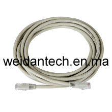 Telecom Grade CAT6 UTP RJ45 Network Patch Cable