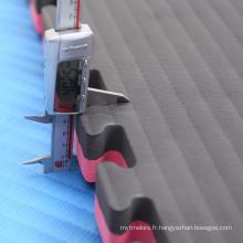 3 cm, 4 cm EVA taekwondo mat tatami tapis de puzzle de Karaté