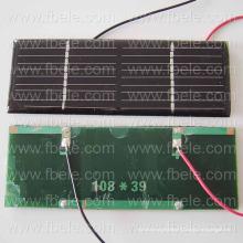 Chargeur cellulaire solaire Cellule solaire 80X40mm