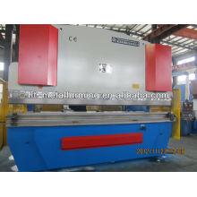 Dobladora de placa de freno de prensa hidráulica wc67y-160/3200