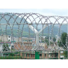 Top Grade Concertina Razor Barbed Wire