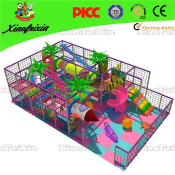 Подгонянная крытая детская площадка для детей (121106)