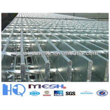 2014 горячей продажи промышленных металлических напольных покрытий / стальной решетки / бар решетки (Китай anping прямой продажи)