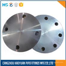 ANSI B16.5 Carbon Steel Raised Face Blind Flanges