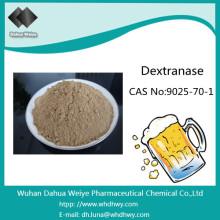 (CAS: 9025-70-1) Fabriklieferung mit hochwertigem Dextranase-Enzym