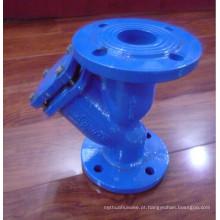 Filtro de aço inoxidável y e válvulas de esfera de filtro y yahoo