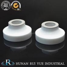 Industrial Ceramic Hermetic Part 96% Alumina Metalized Weldable