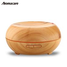 Holzmaserung Ultraschall Kühler Nebel Diffusor 200 ml Ätherisches Öl Diffusor